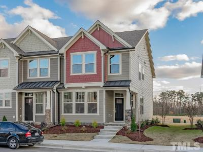 Wendell Townhouse For Sale: 1813 Shady Oaks Drive