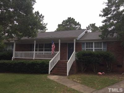 Harnett County Single Family Home For Sale: 620 Coachman Way