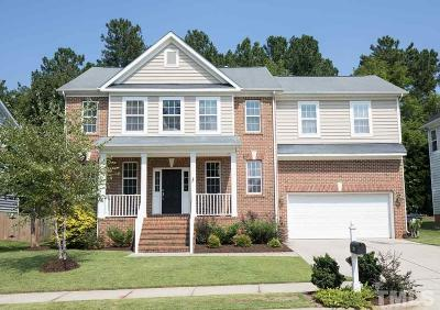 Wake County Single Family Home For Sale: 2102 Golden Plover Drive