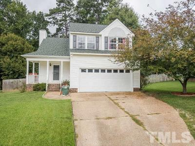 Wake Forest Single Family Home For Sale: 712 Sarratt Ridge Court