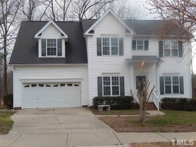 Cary Single Family Home For Sale: 111 Kindred Way