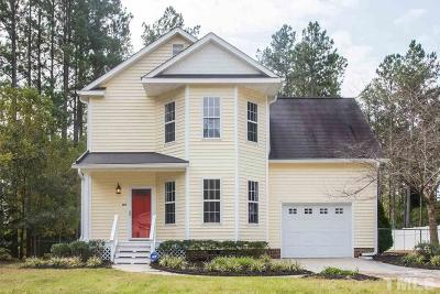 Fuquay Varina Single Family Home For Sale: 190 Donnibrook Run