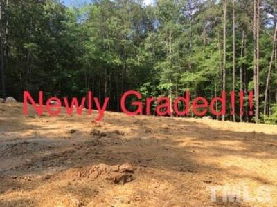 Orange County Residential Lots & Land For Sale: 209 Wild Turkey Trail