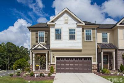 Apex Townhouse For Sale: 2816 Crowders Ridge Lane