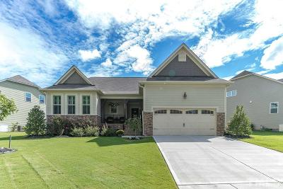 Wake Forest Single Family Home For Sale: 1740 Longmont Drive
