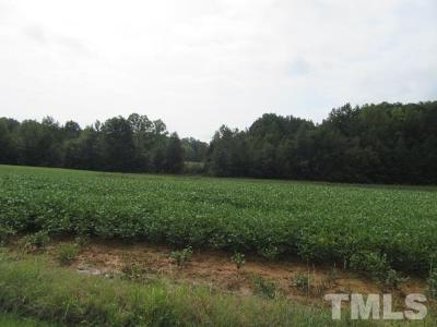 Durham County, Franklin County, Granville County, Guilford County, Johnston County, Lee County, Nash County, Orange County, Wake County Residential Lots & Land For Sale: 621 Puckett Road