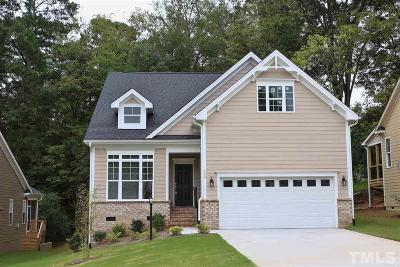Wake Forest NC Single Family Home For Sale: $364,900