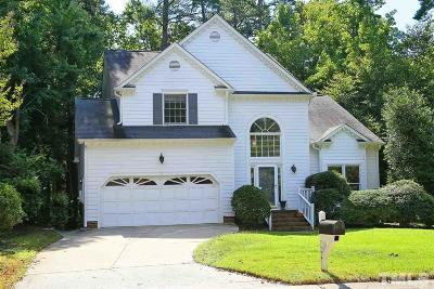 Chapel Hill Single Family Home For Sale: 1774 Dunmore Place