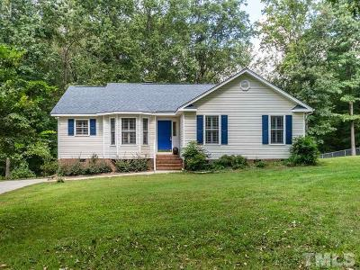 Clayton Single Family Home For Sale: 228 Kentucky Drive