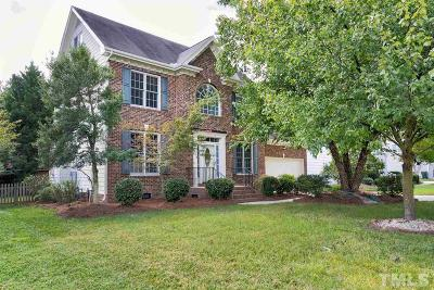 Cary Single Family Home For Sale: 504 Canon Gate Drive