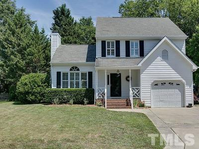 Durham Single Family Home For Sale: 6 Great Oak Court