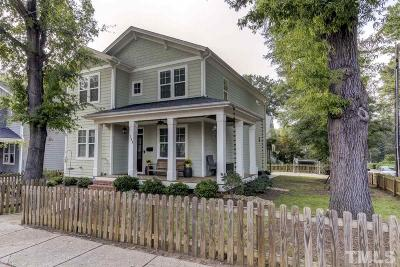 Raleigh Single Family Home For Sale: 133 Hudson Street