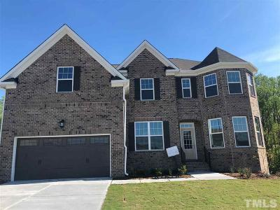 Wake Forest Single Family Home For Sale: 529 Boardwalk Drive #229