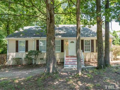 Durham Single Family Home For Sale: 5321 Garrett Road