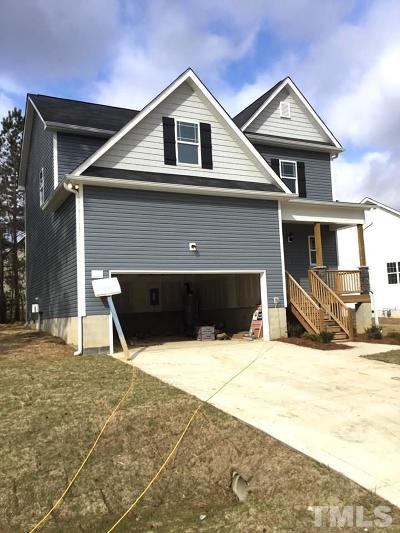 Johnston County Single Family Home For Sale: 45 Snowy Orchid Lane