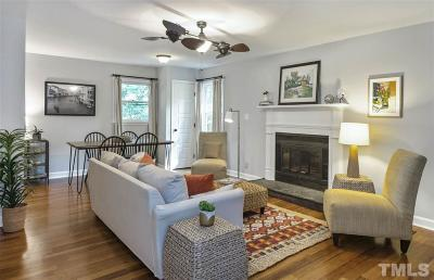 Durham Single Family Home For Sale: 3114 Stanford Drive