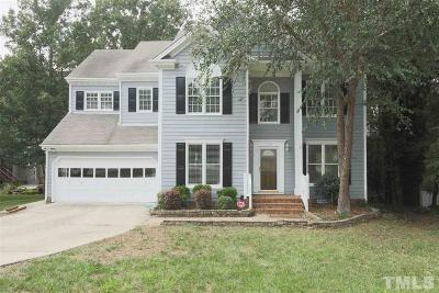 Cary Single Family Home For Sale: 119 Marquette Drive