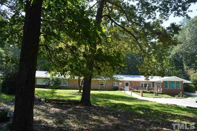 Chatham County Commercial For Sale: 3035 Silk Hope Gum Springs Road