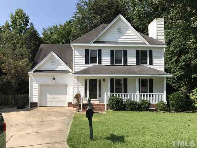 Raleigh Single Family Home For Sale: 4713 Forest Highland Drive