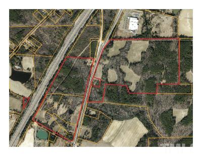Durham County, Franklin County, Granville County, Guilford County, Johnston County, Lee County, Nash County, Orange County, Wake County Residential Lots & Land For Sale: Us 15 501 Highway