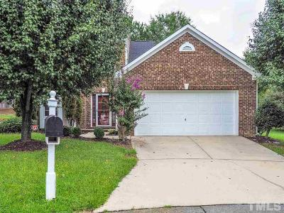 Durham Single Family Home For Sale: 217 Kindlewood Drive
