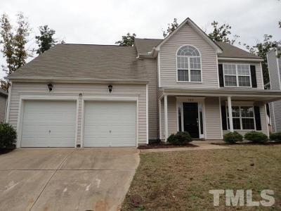 Holly Springs Rental For Rent: 528 Texanna Way