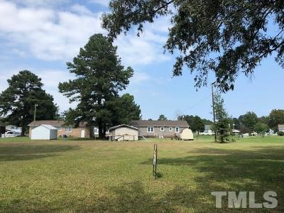 Johnston County Residential Lots & Land For Sale: Reid Circle