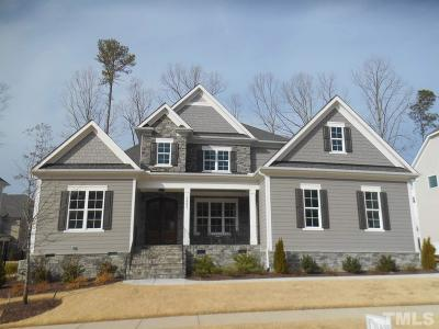 Cary Single Family Home Pending: 7621 Ballard Hill Lane