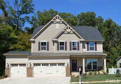 Holly Springs Single Family Home For Sale: 208 Devon Fields Drive