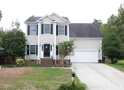 Cary Single Family Home For Sale: 803 Wakehurst Drive