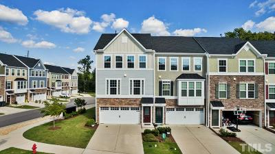 Apex Townhouse For Sale: 801 Ambergate Station
