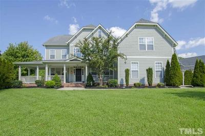 Cary NC Single Family Home For Sale: $660,000