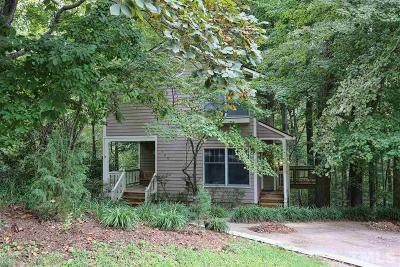 Chapel Hill Single Family Home For Sale: 105 Westbury Court