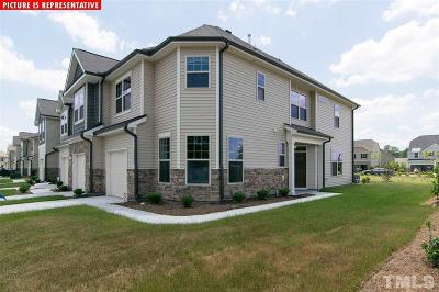 Durham County Townhouse For Sale: 1107 Compass Drive