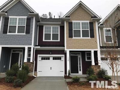 Holly Springs Rental For Rent: 120 Hundred Oaks Lane