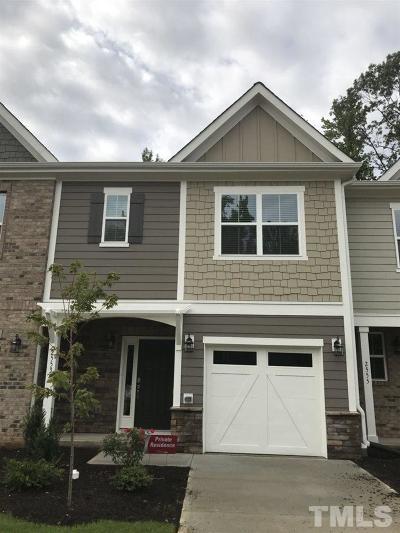 Apex Rental For Rent: 2553 Rambling Creek Road
