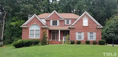 Cary Single Family Home For Sale: 210 Fern Ridge Drive