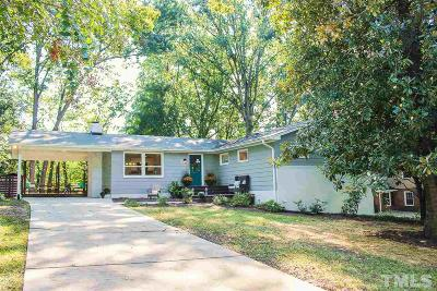 Single Family Home For Sale: 5300 Knollwood Road