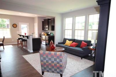 Clayton Townhouse For Sale: 65 W Grove Point Drive #108