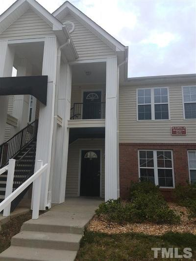 Raleigh NC Condo For Sale: $160,000