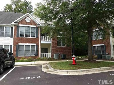 Morrisville Condo For Sale: 3324 Kudrow Lane #3324