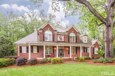Raleigh NC Single Family Home For Sale: $749,900