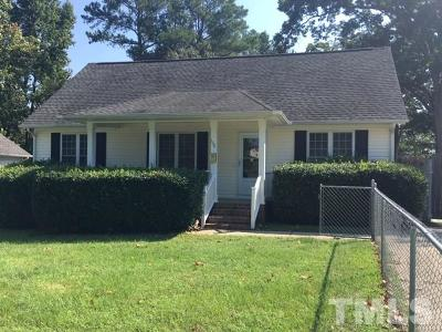Fuquay Varina Rental For Rent: 108 Lawrence Street
