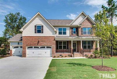 Rolesville Single Family Home Pending: 405 Madrazo Court #121