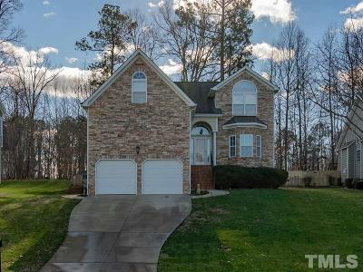 Raleigh NC Single Family Home For Sale: $312,500
