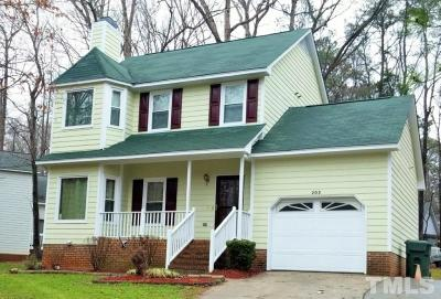 Cary Rental For Rent: 203 Shotts Court