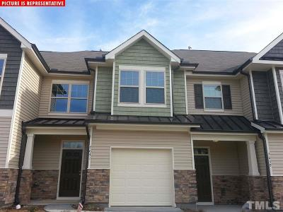 Durham Townhouse For Sale: 1207 Compass Drive