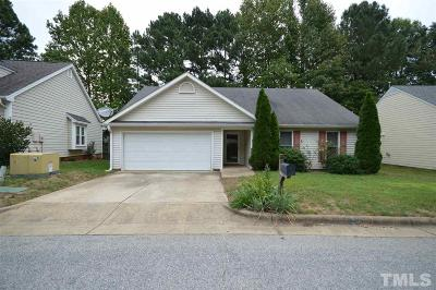 Cary Rental For Rent: 104 Kramer Court