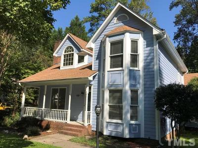 Wake Forest Single Family Home For Sale: 420 Dacus Place