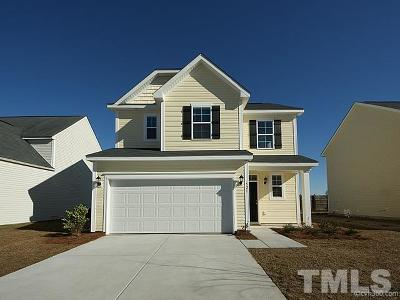 Clayton Single Family Home For Sale: Wrenwood Drive #14